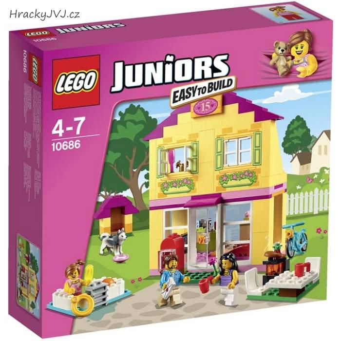 LEGO Juniors 10686 Rodinný domek