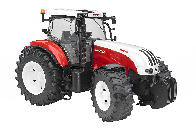 BRUDER 3090 Traktor Steyr CVT 6230