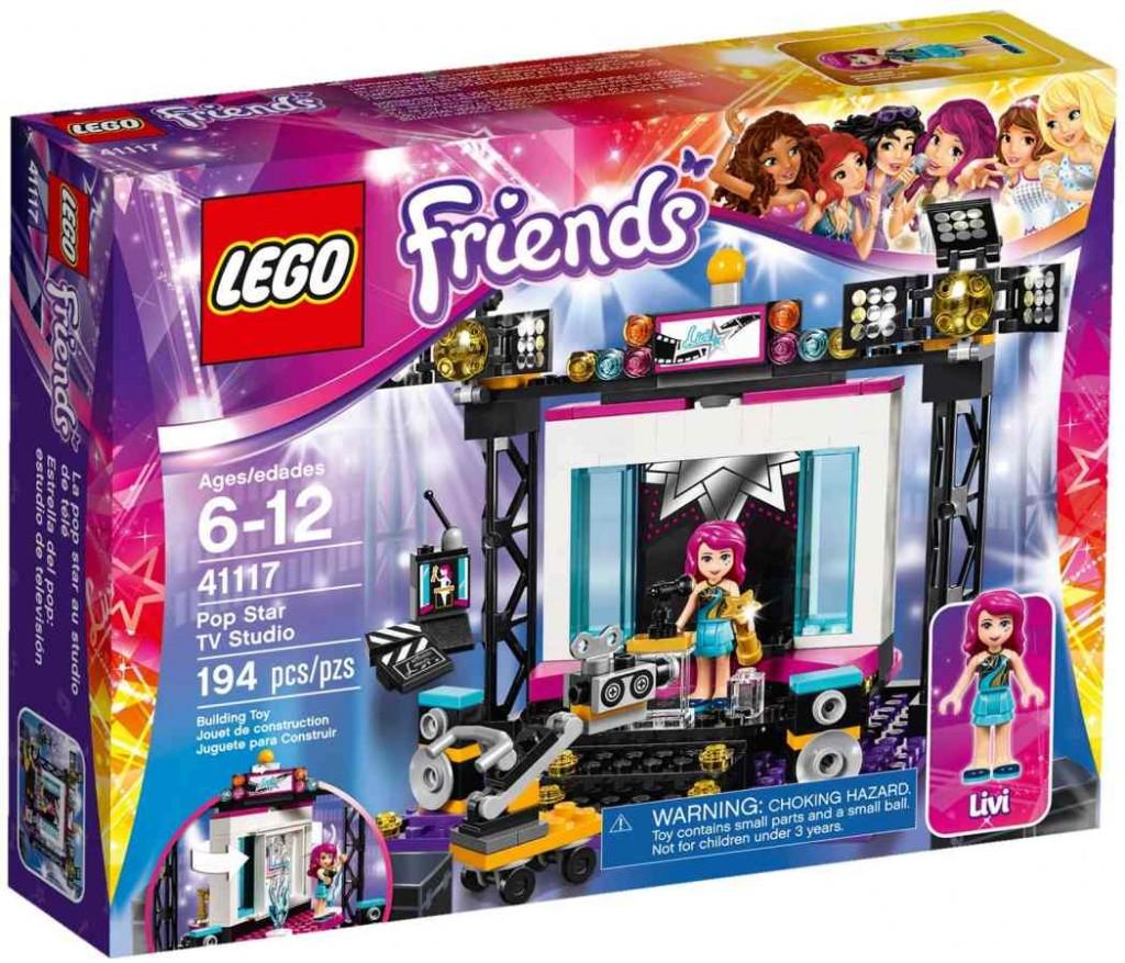 Lego Friends Bum Pro Livi Levně Mobilmania Zboží