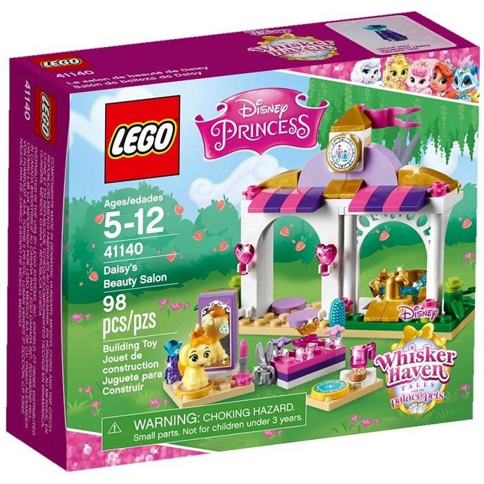 LEGO Disney Princezny 41140 Daisyin salón krásy