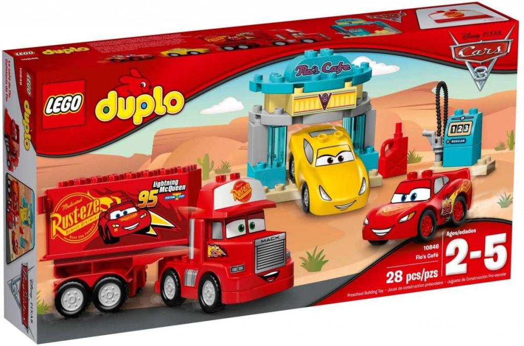 LEGO DUPLO 10846 Kavárna Flo