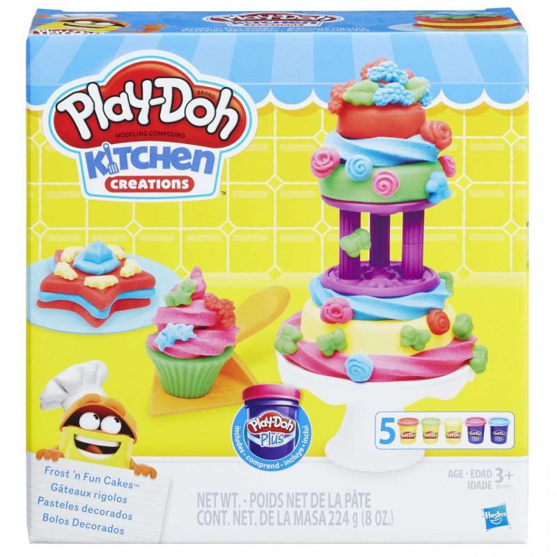 Hasbro Play Doh Set na pečení