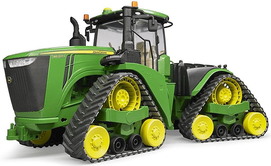 BRUDER 4055 Pásový traktor John Deere 9620RX