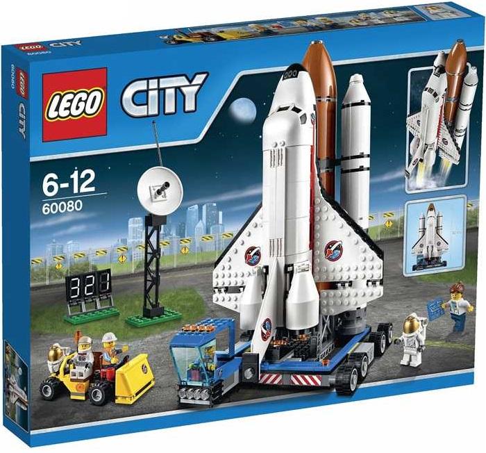 LEGO City 60080 Kosmodrom