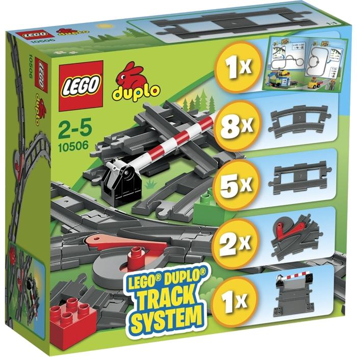 LEGO DUPLO 10506 Doplňky k vláčku