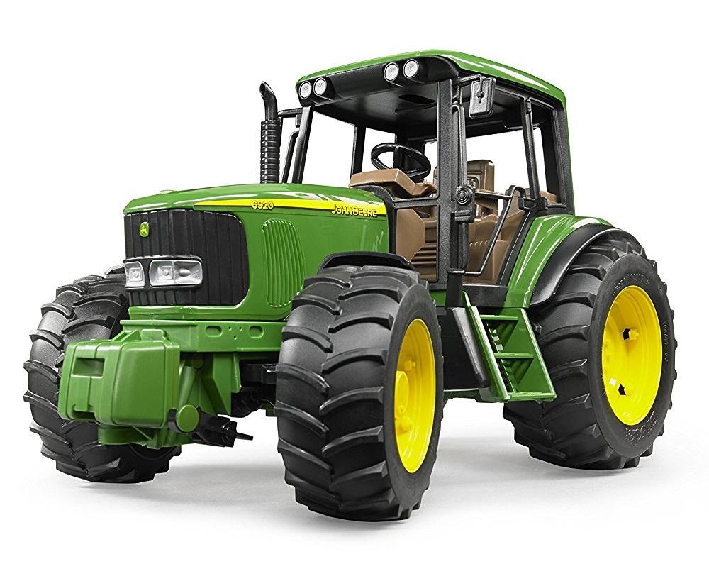 BRUDER 2050 Traktor John Deere 6920