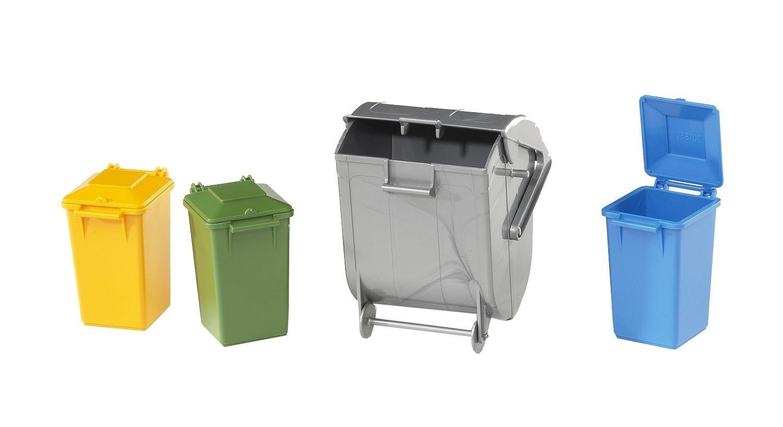 BRUDER 2607 Kontejnery na odpad