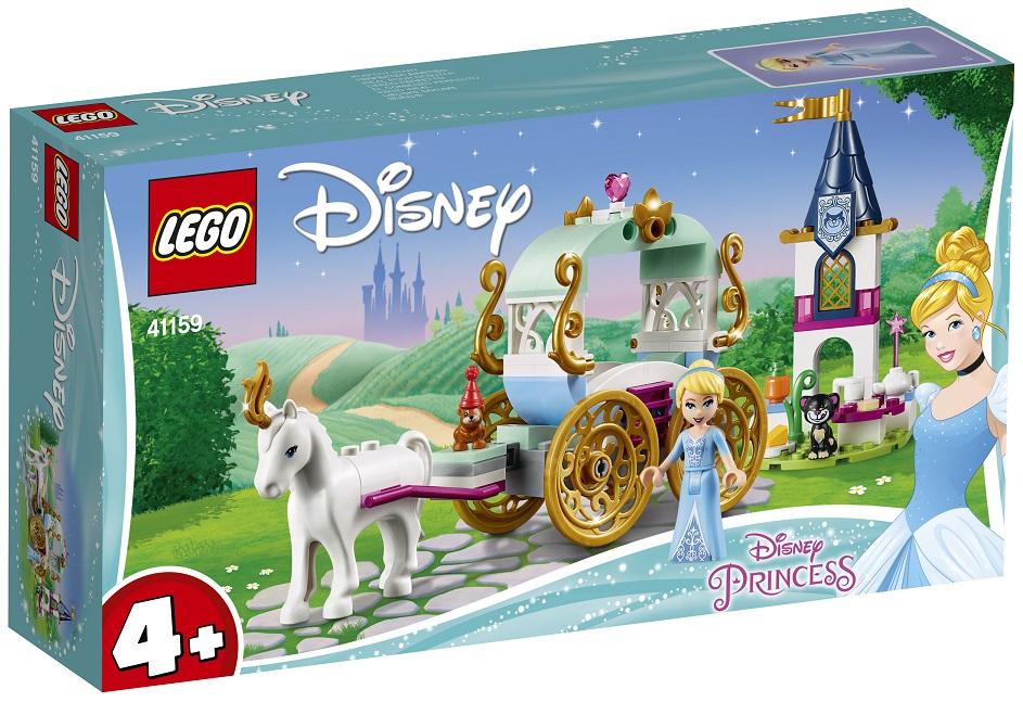 LEGO Disney Princezny 41159 Projížďka Popelčiným kočárem