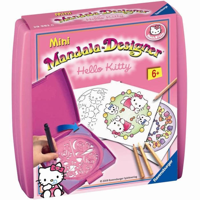 Mini Mandala Hello Kitty, Ravensburger