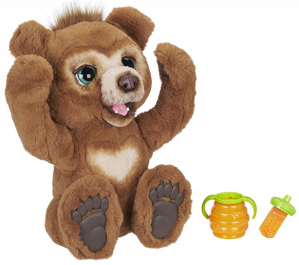 Hasbro Fur Real Friends Blueberry medvěd