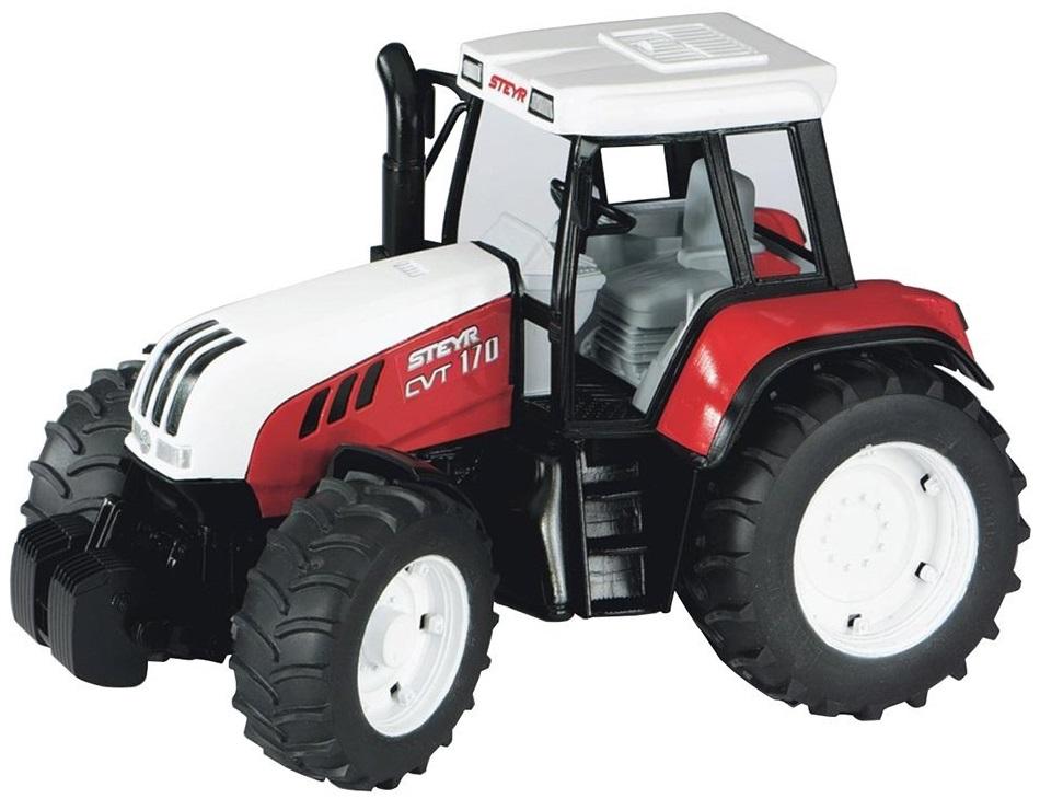 BRUDER 2080 Traktor STEYR CVT 170