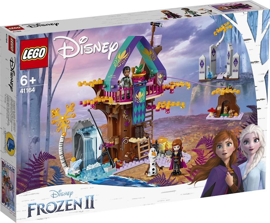 LEGO Disney Frozen II 41164 Kouzelný domek na stromě