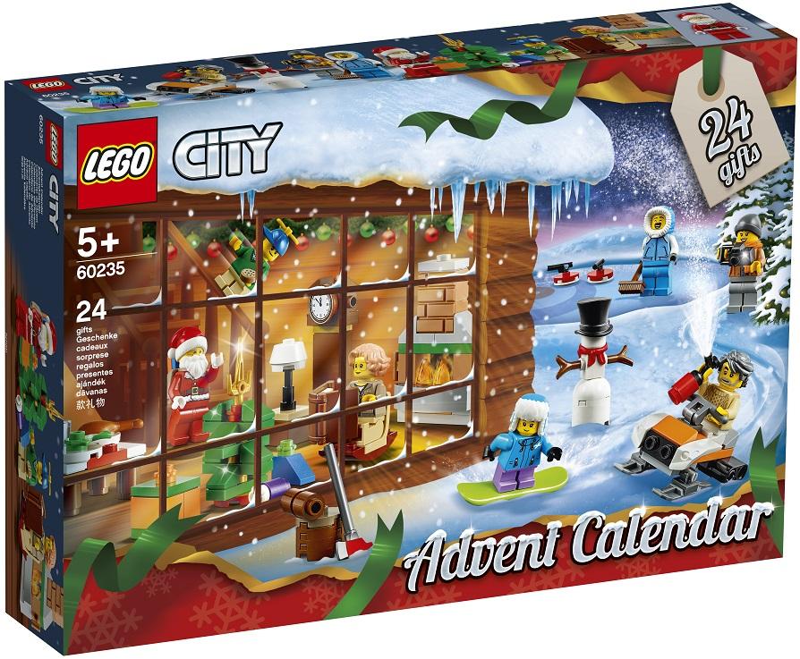 LEGO City 60235 Adventní kalendář