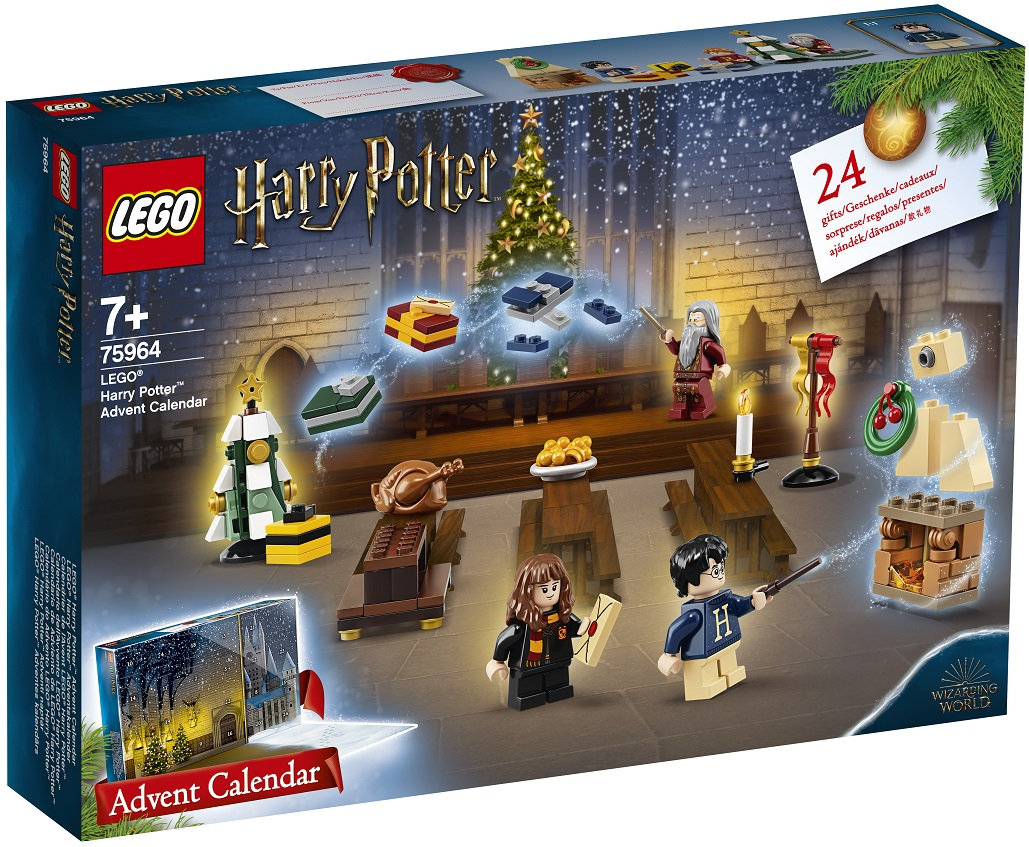 LEGO Harry Potter 75964 Adventní kalendář