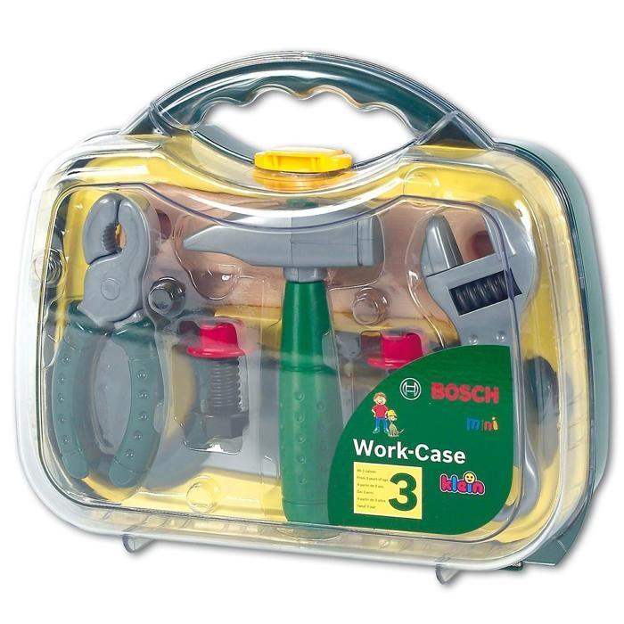 Kufřík s nářadím Bosch III. Klein