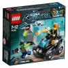 LEGO Agents 70160 Pobrezni najezd 1