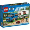 LEGO City 60117 Dodavka a karavan