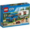LEGO City 60117 Dodávka a karavan