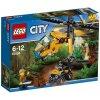 LEGO City 60158 Nakladni helikoptera do dzungle