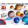 Ravensburger 3D Puzzle - Planetární soustava - 522 dílků