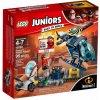 LEGO Juniors 10759 Elastižena: pronásledování na střeše