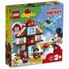 LEGO DUPLO 10889 Mickeyho prázdninový dům