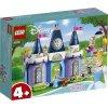 LEGO Disney Princezny 43178 Popelka a oslava na zámku