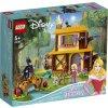 LEGO Disney Princezny 43188 Šípková Růženka a lesní chaloupka