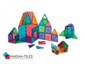 # 12148 Magna Tiles Clear Colors 48 Piece DX Set