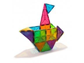 # 02132 Magna Tiles Clear Colors 32 Pice Set