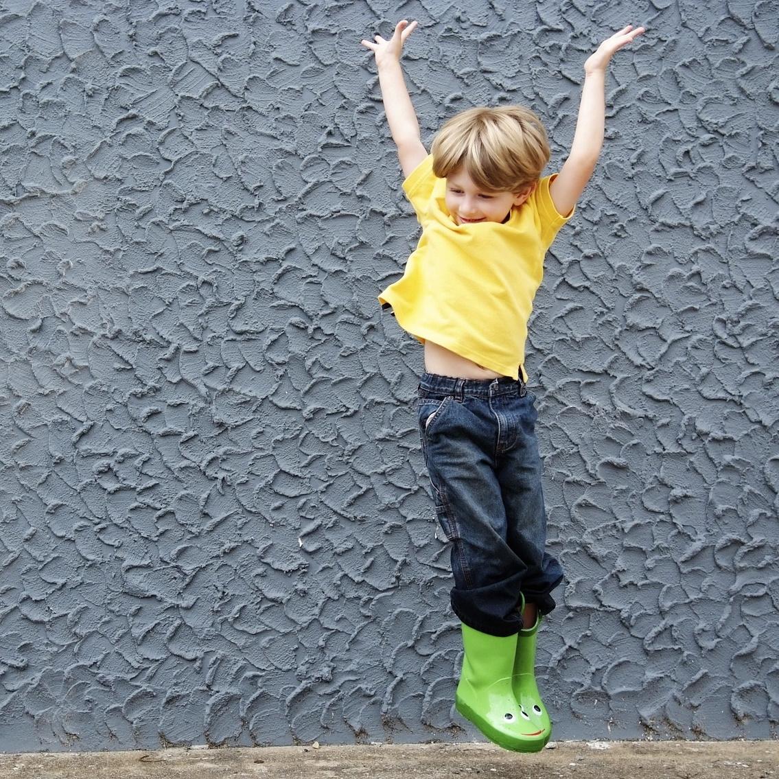 VYBÍRÁME: Hračky a hry pro hyperaktivní děti