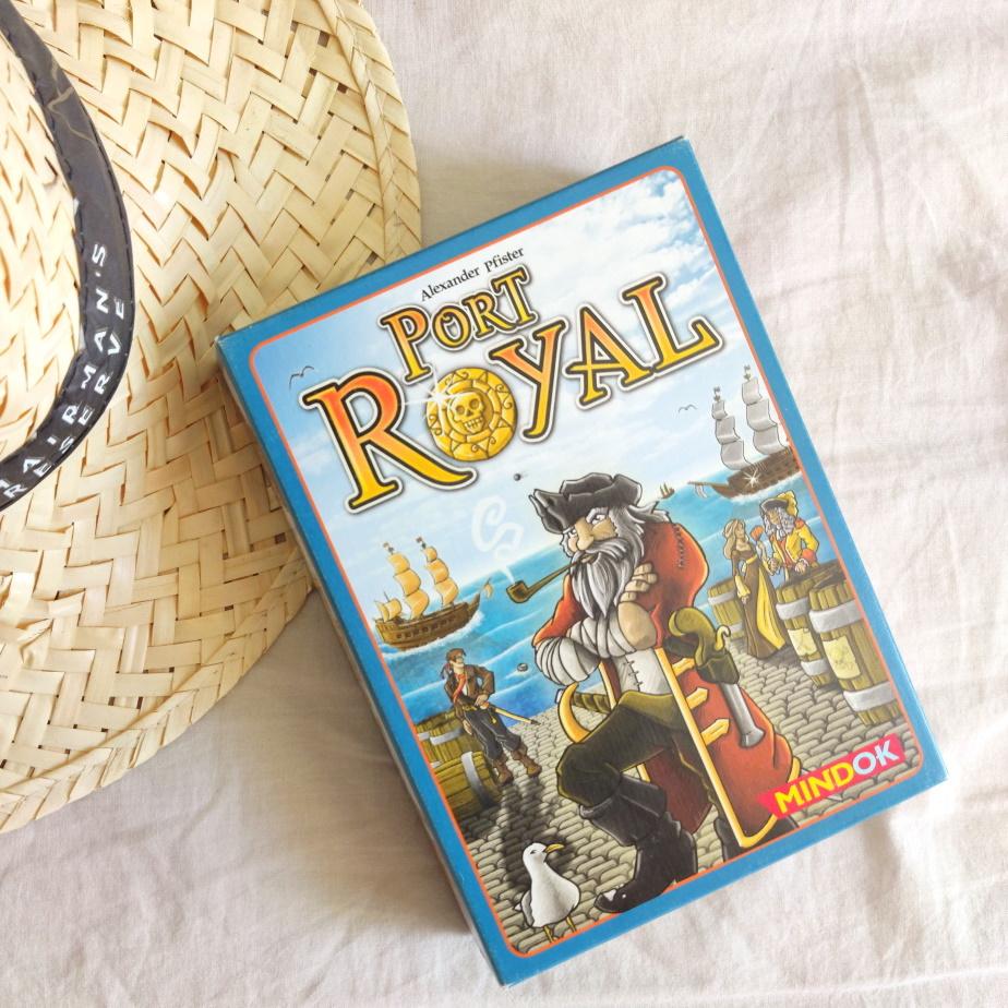 RECENZE: Karetní hra Port Royal – obchod kvete v přístavu