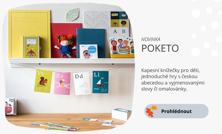 Poketo - malé české nakladatelství