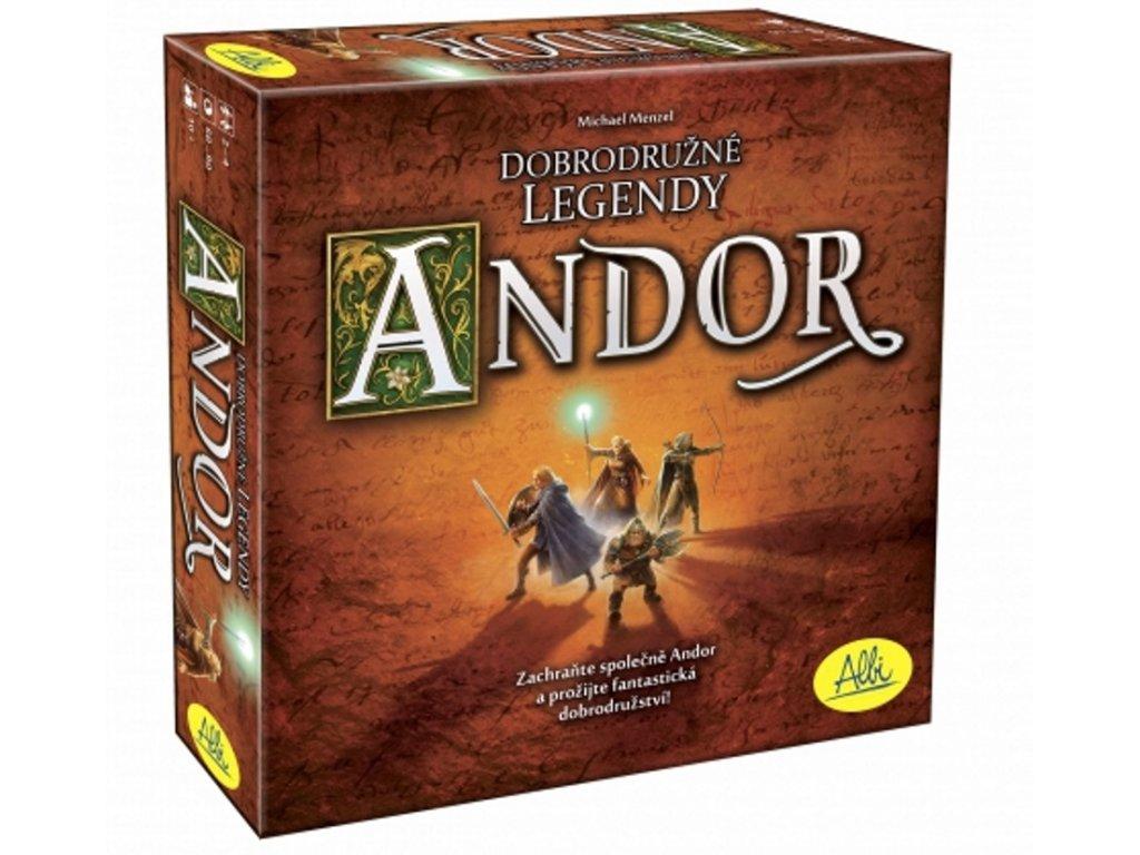 Albi | Andor: Dobrodružné legendy