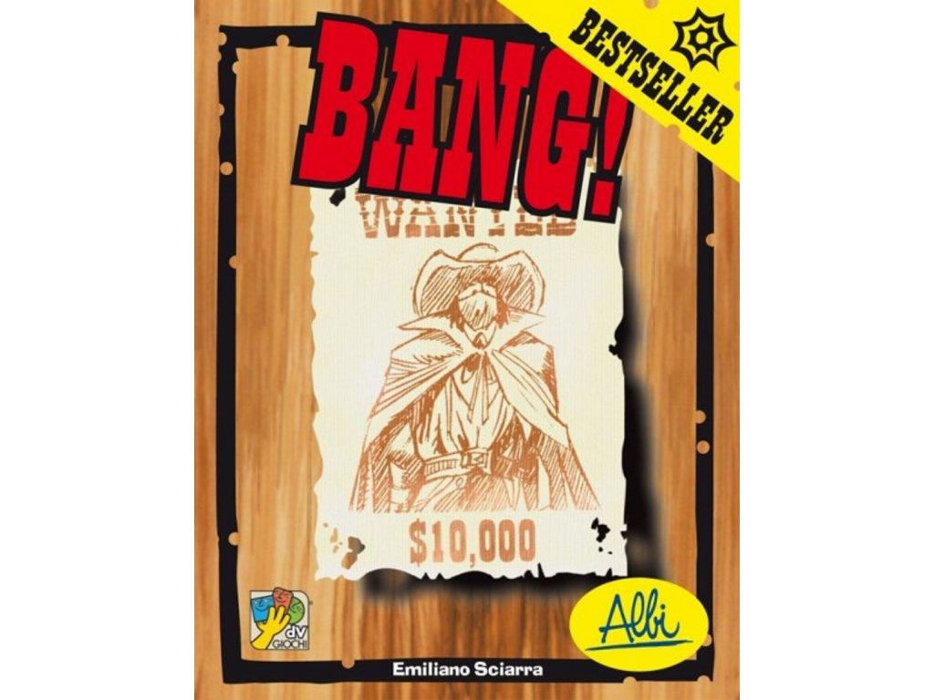 Albi | Bang! základní hra