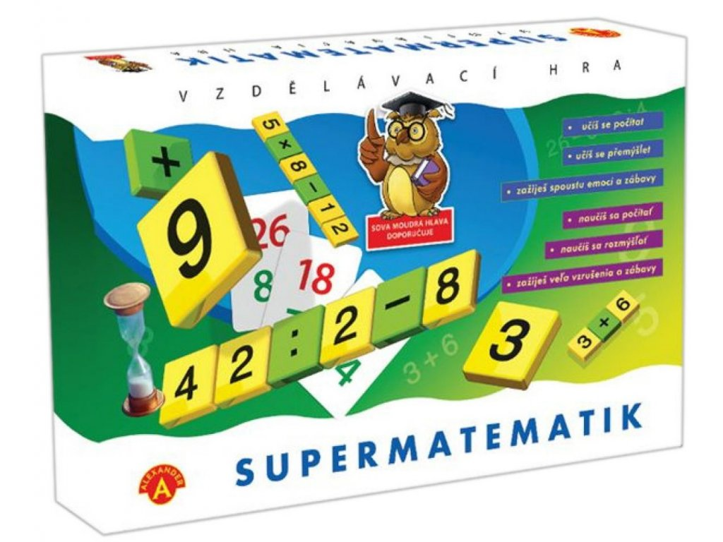 Alexander | Supermatematik
