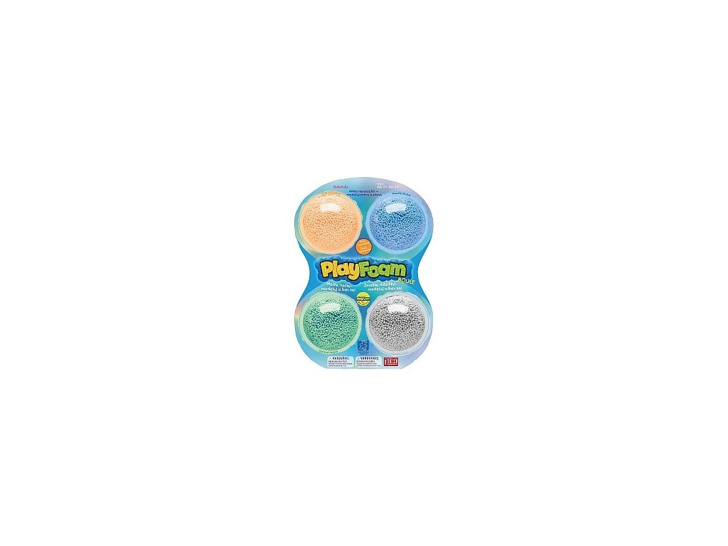 PlayFoam | Boule 4pack-B
