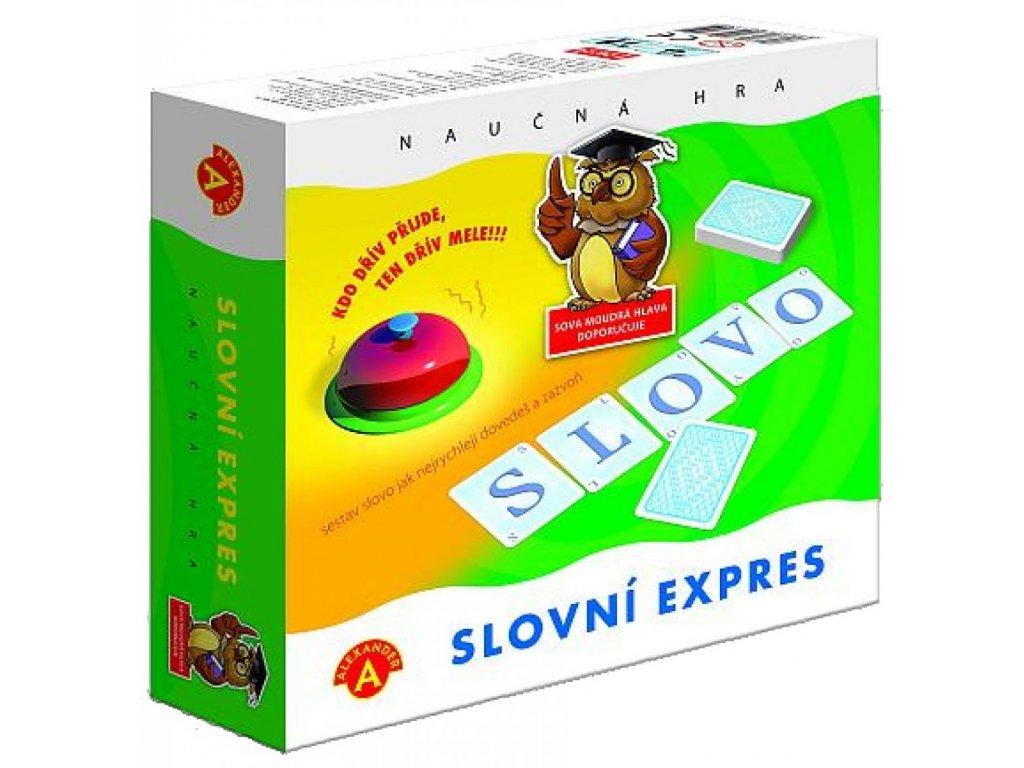 Alexander | Slovní expres