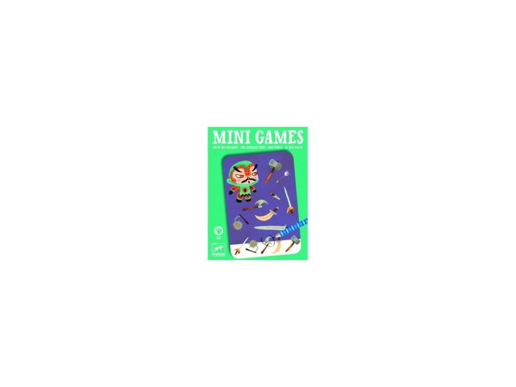 Djeco | Mini hra - Chybějící kousky