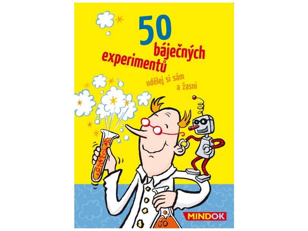 Mindok | 50 báječných experimentů