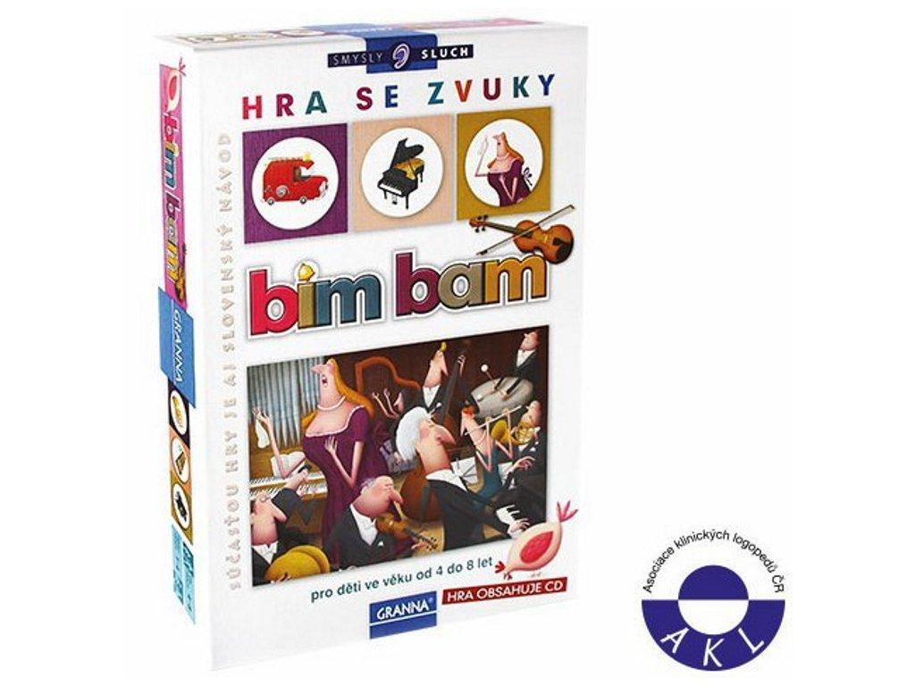 Granna | Bim Bam: Hra se zvuky