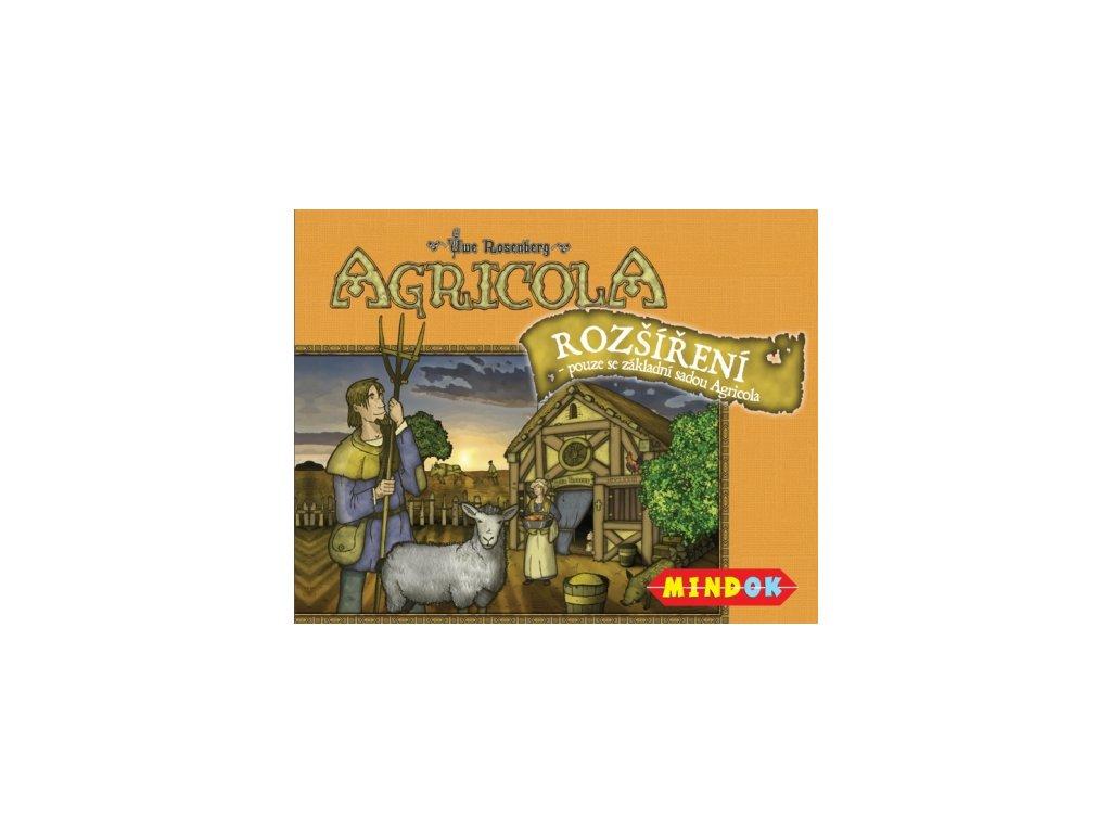 Mindok | Agricola: rozšíření 1