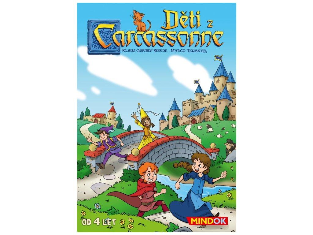 Mindok | Carcassonne děti