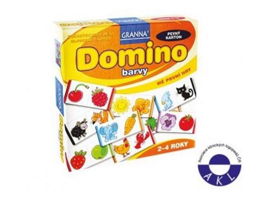 12402 granna domino barvy