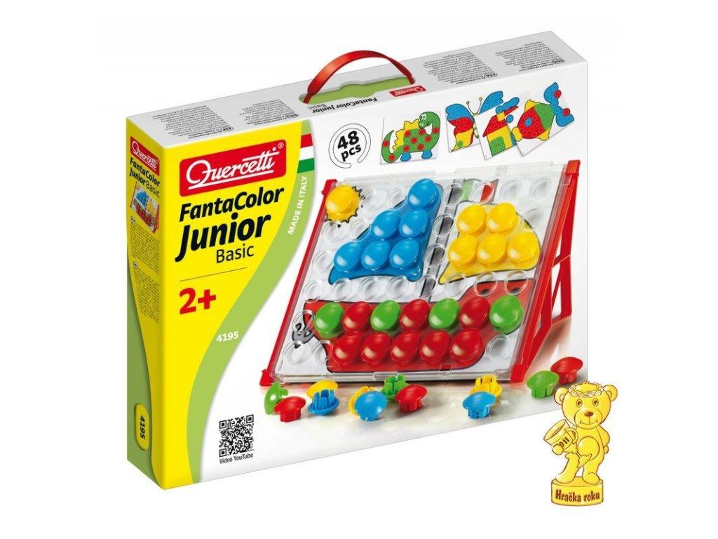 4195 Quercetti FantaColor Junior Basic 1