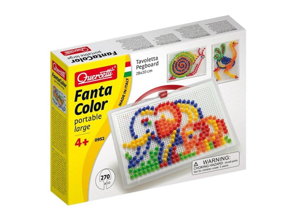 Quercetti | Fantacolor Portable 270 ks