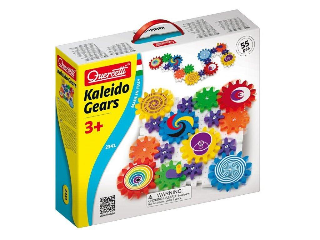 2341 Quercetti Georello Kaleido Gears 1