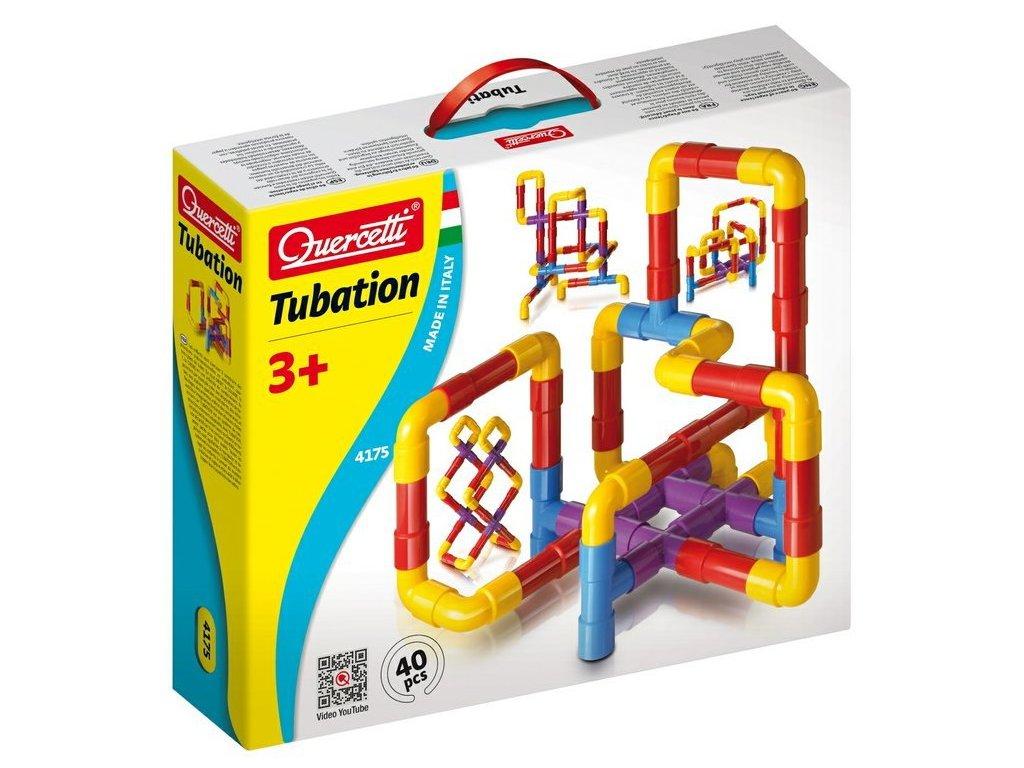 4175 Quercetti Tubation 1