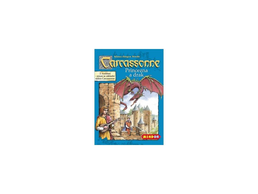 Mindok | Carcassonne - rozšíření 3 (Princezna a drak)