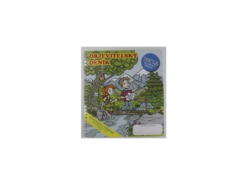 Scio | Pecka Dovolená v přírodě (7-11 let)